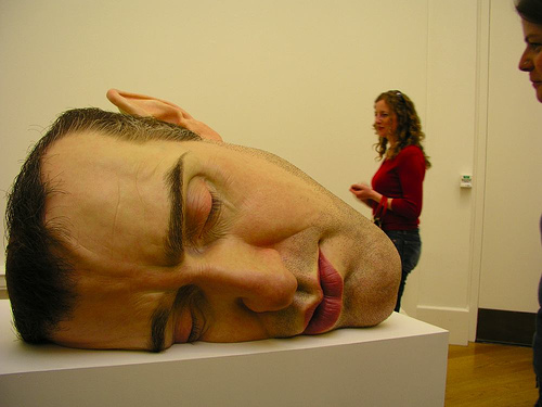The Art of Ron Mueck