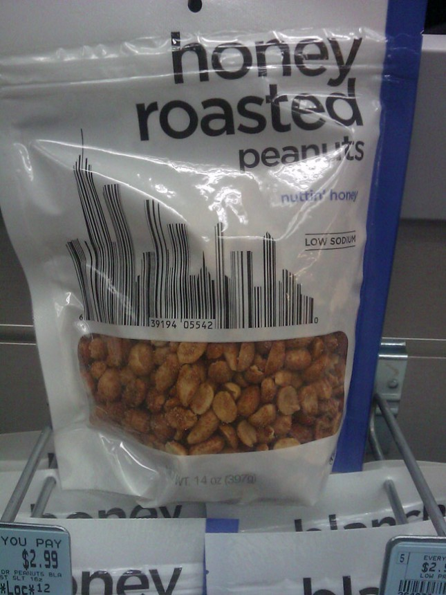 Honey Roasted Peanuts - Duane Reade