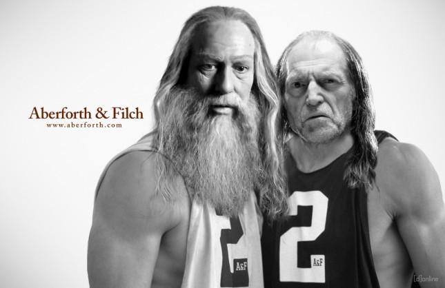 Aberforth & Filch