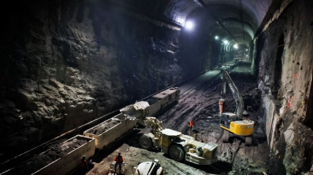 Massive New Tunnels Hollowing New York City