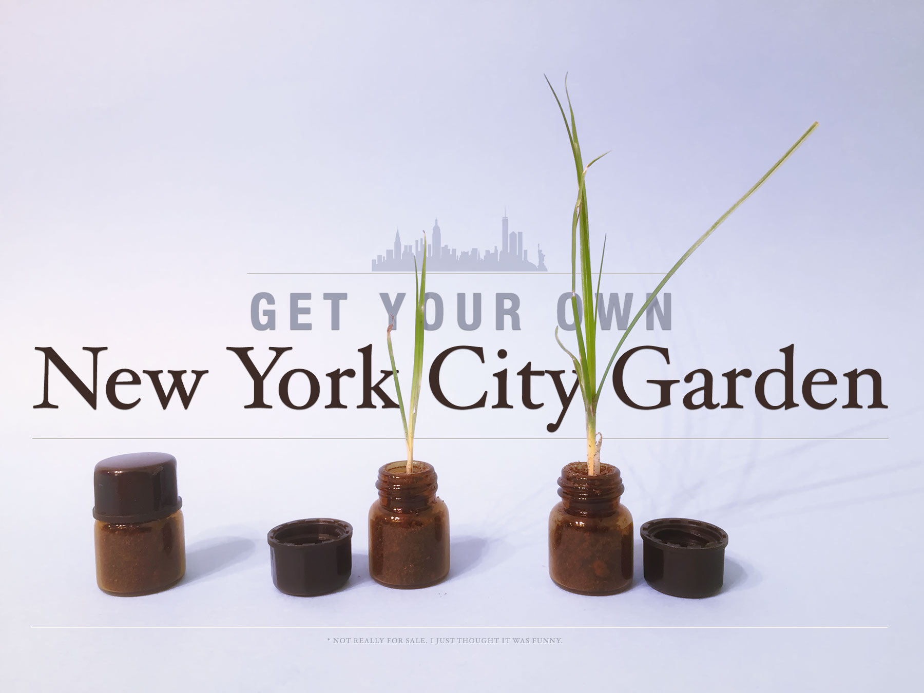 Own Your Own New York City Garden