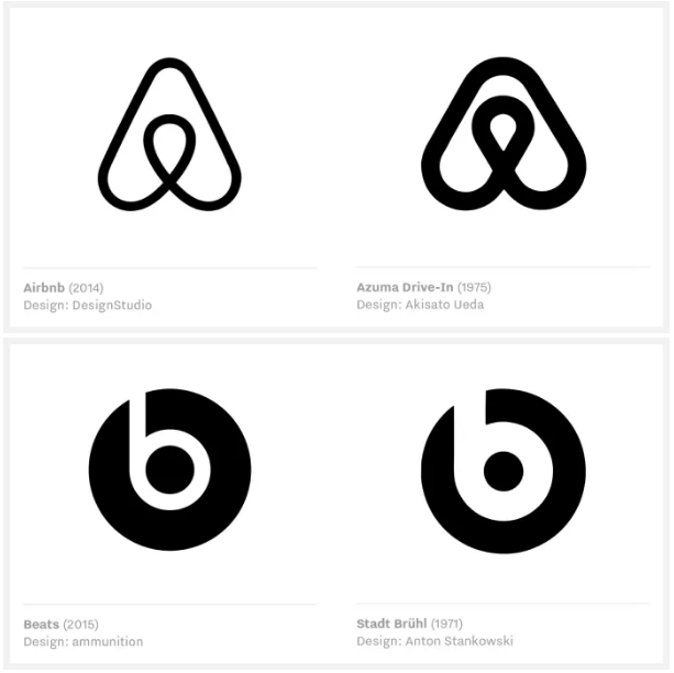 Your logo is copied
