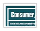 Consumer/Accidental Advertising Medium Disclaimer