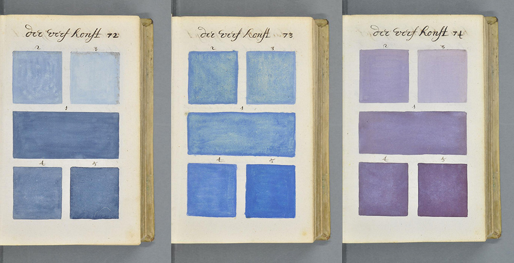 Traité des couleurs servant à la peinture à l'eau