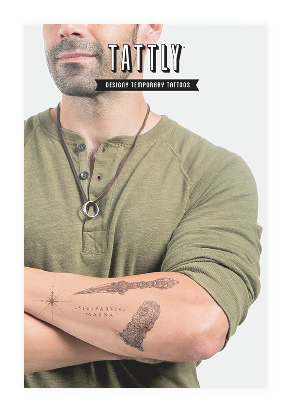 Tattly Uncharted Collection Set - Front