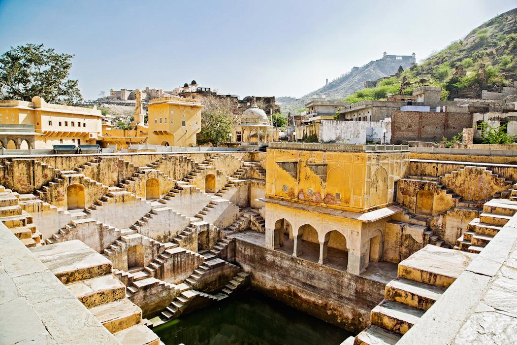 Panna Meena ka Kund, Jaipur, Rajasthan