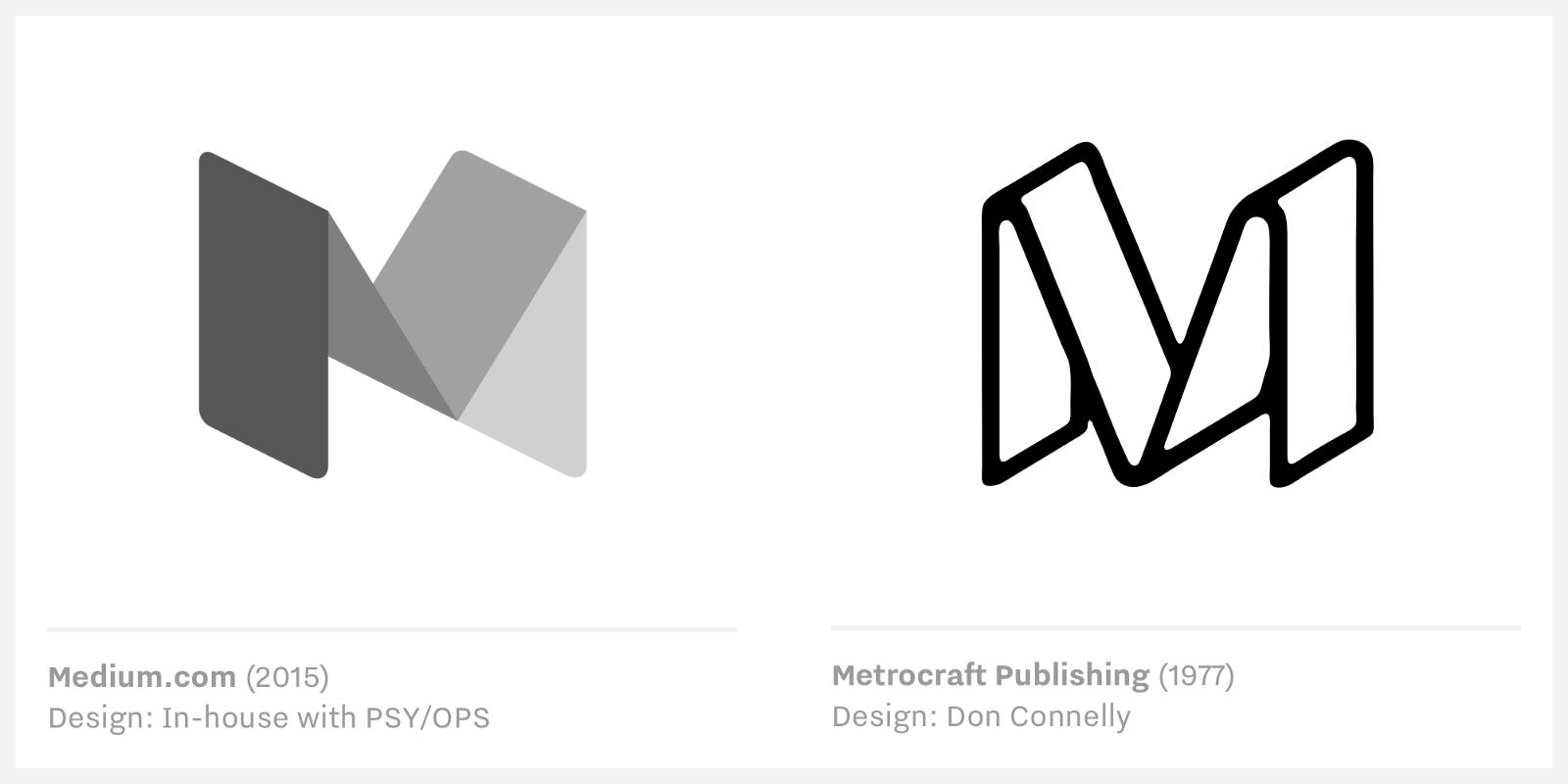 Medium vs Metrocraft Publishing