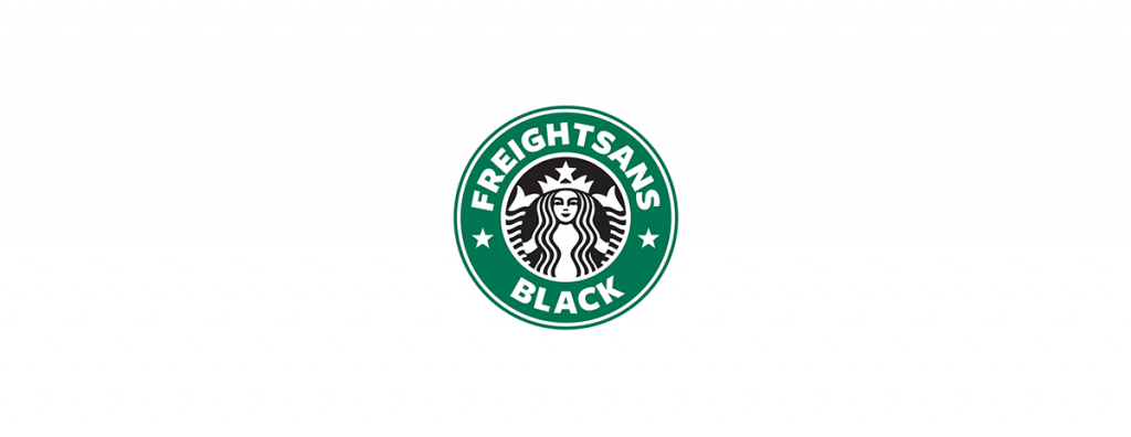 FreightSans Black